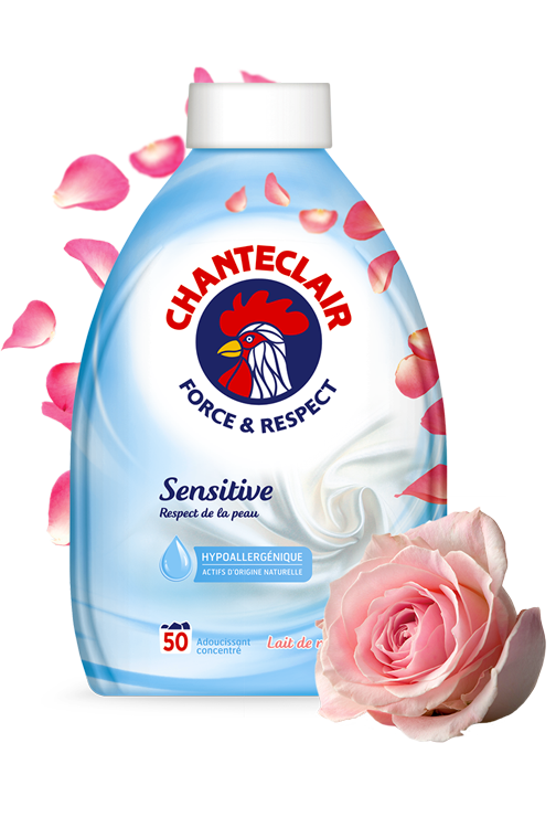 Chanteclair - Assouplissant Lait de Rose