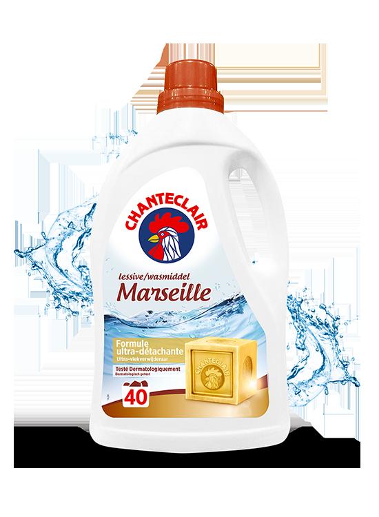Chanteclair - Gamme Original - Soin du linge - Lessive Marseille
